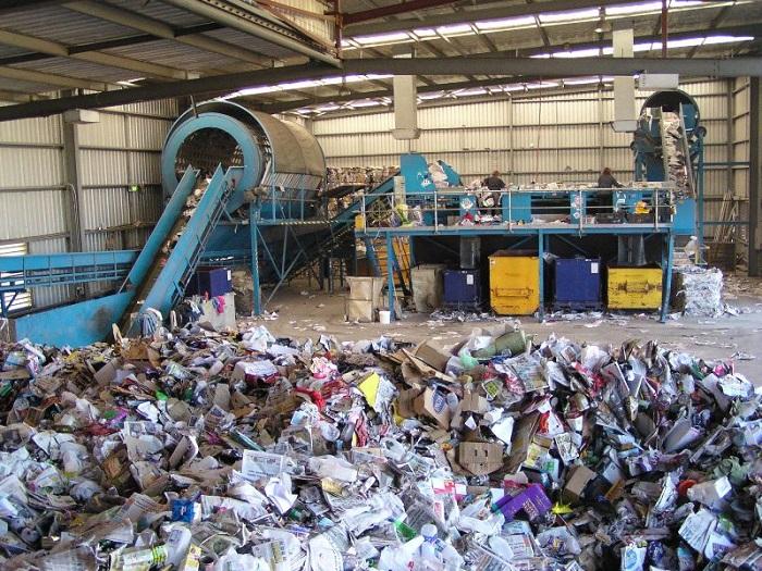 リサイクル施設
