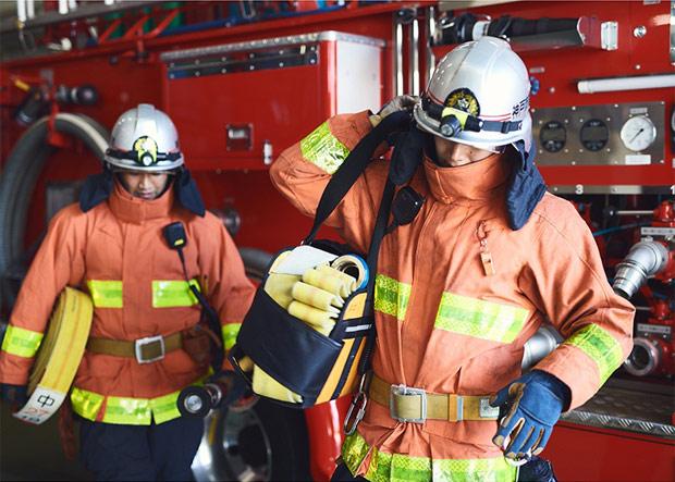 消防服 消化服